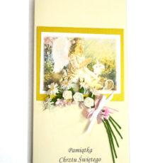 kartka na chrzest