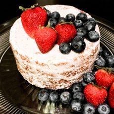 Zdrowe torty, ciasta, tarty, batony, desery